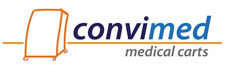 Logo  de marca Convimed
