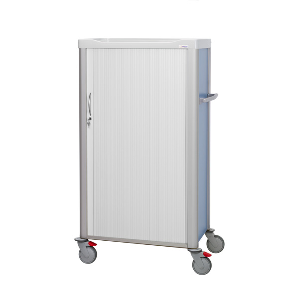 Shutter door cart size 1500 and lockable